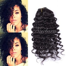 Promotion Double Drawn Remy Clip in Hair Extensions 220g 7pcs thick human hair kinky curly clip in hair