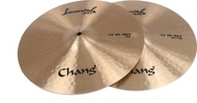 CHANG hand made B20 Cymbals Immortal Jazz for drum percussion