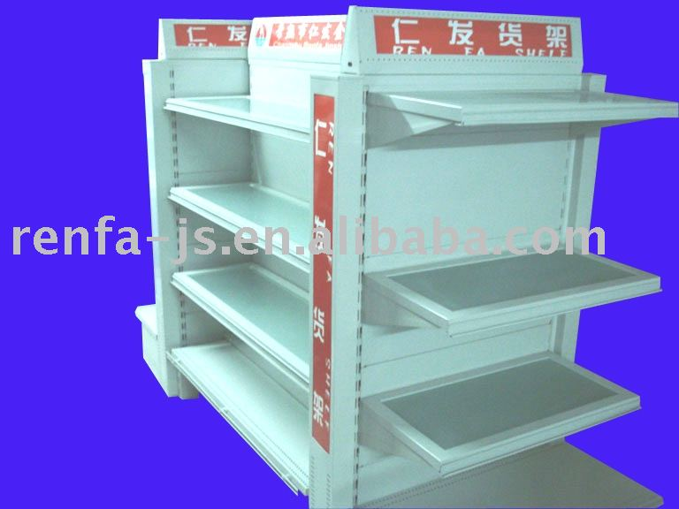 Supermarket Shelf Supermarket Rack Storage Rack Shelf for Chewing Gum Cosmetic shelf