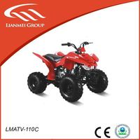 The EPA certification 110 cc ATV 7 inch wheels