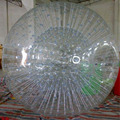 Clear zorb ball/ inflatable balls for people /water zorb