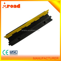 2015 China Cable Ramp Floor Protector /2 Channel Cable Ramp / Floor Cable Protector Ramp