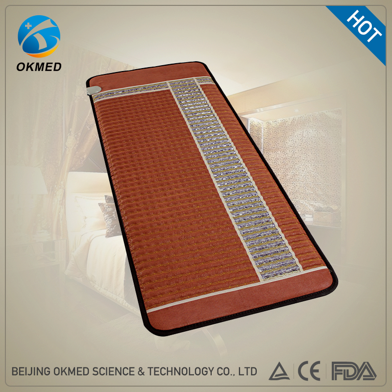 Best home use product Negative Ion generation massage mattress korea