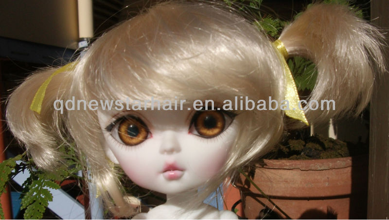 2016 Wholesale Factory New Style Synthetic Doll Wig Online Store
