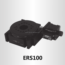 ERS100 single axis motorized linear motion stage/motorized xy stage for microscopes/motorized Rotation Stage