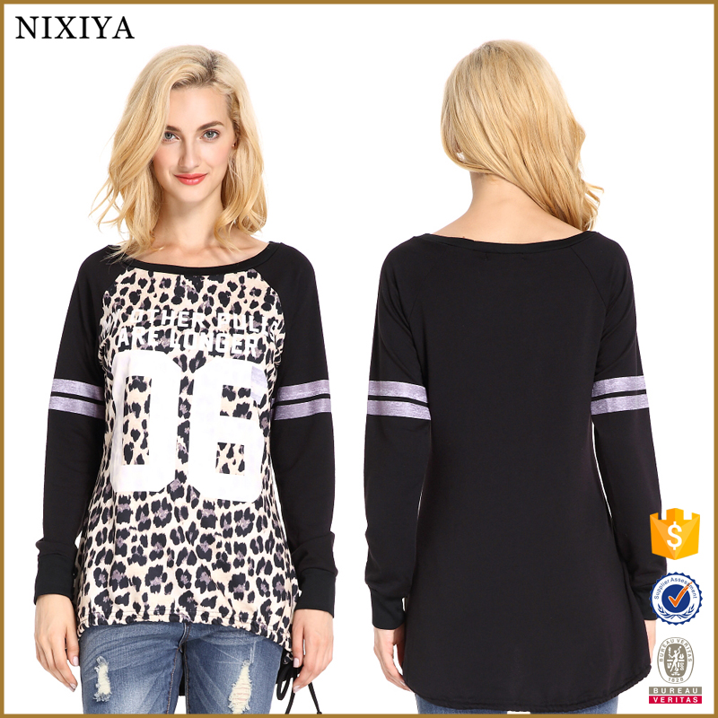Long sleeve fancy bulk tube tops y blusas 2015