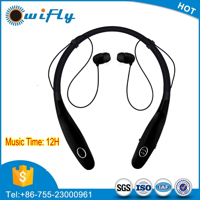 Hot new products for 2017 bulk items neckband headphone earphone bluetooth wireless HBS-900S