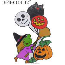 Multifunctional Halloween Window static cling OEM