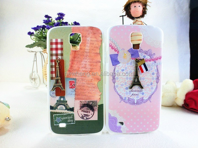 customized printing phone case for samsung S4