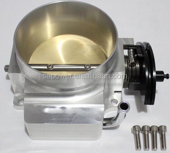 High performance THROTTLE BODY FOR GM GEN III LS1 LS2 LS6 102MM Intake manifold