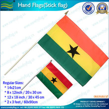 different kinds national flag for waving