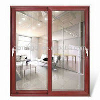 double / three / four panels sliding door manufacturer