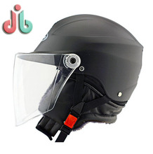 New wholesale electric bicycle safety protection half face lady motor cycle helmet