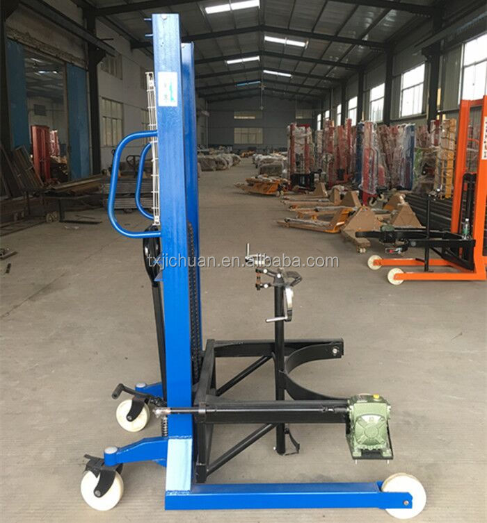Manual Drum Lifter/hand Drum Truck/Oil drum carrier