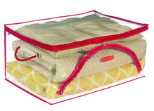 Medium Flexible Tote for quilt and clothing storage