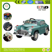 2016 remote control children car outdoor toys,baby toy ride on kids toy car to sit in