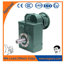 Fire hydrant reducer reduce speed gearbox