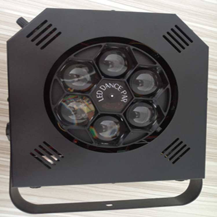 15W RGBW led 6 eyes moon lights,new disco moon flower , dj effects