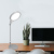Wholesale office table lamp 11w foldable led clip light