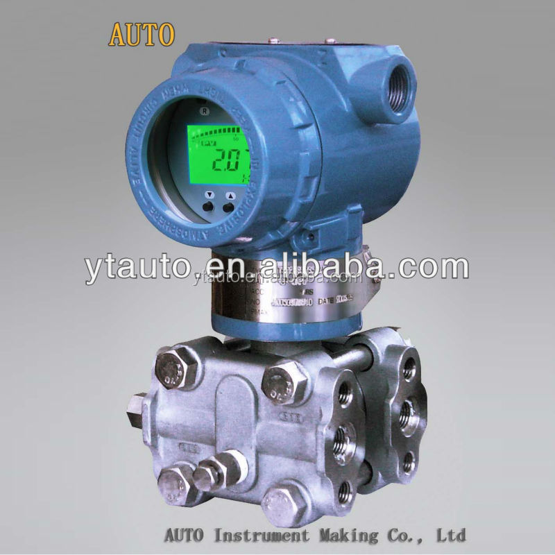 digital type smart pressure transmitter for water/e h pressure transmitter
