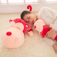 soft plush heart toy french soft toys rubber monkey toy