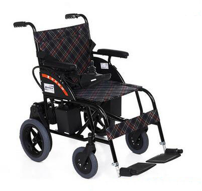 Electric Wheelchair Light Folding The Elderly Disabled