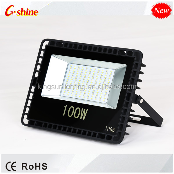 Die-casting aluminum outdoor light 30w 50w 100w 150w led flood light
