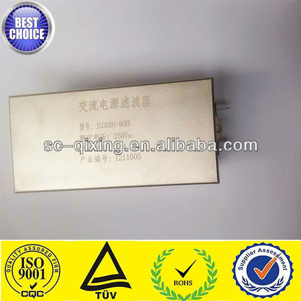 QXLB 1-stage AC power line noise filter 10A