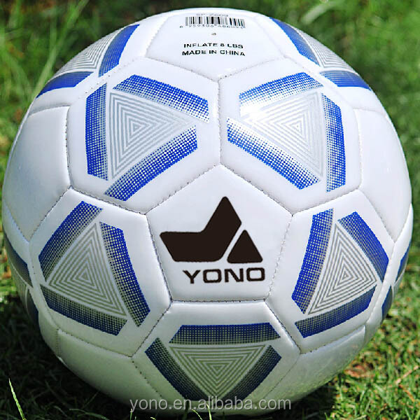 TPU/PVC material promotional soccer ball wholesale price training soccer ball