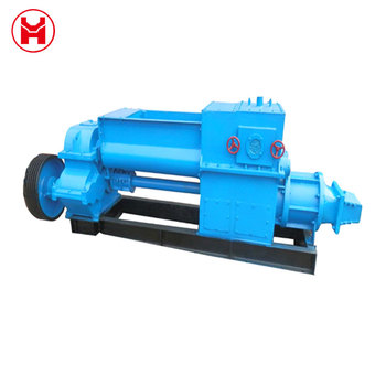 Newest improved Small vacuum brick making machine