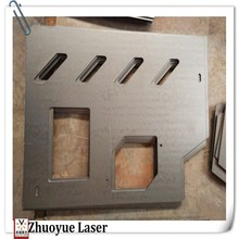 Laser cutting Good services/ High quality Steel material Metal Machining parts Fabrication