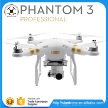 DJI Phantom 3 Professional Drone With 4K Video / 12 Megapixel Photo Camera GPS FPV Quadcopter Ready To Fly