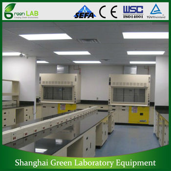 Full Stee lab bench, Laboratory Furniture