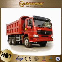 Sinotruk HOWO 6X4 tipper truck for kenya