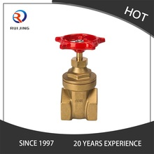 Durable Female Thread Forged Brass Gate Valve
