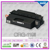 ASTA CRG-119/319/719 high quality products from ASTA toner cartridge for canon lbp 6300 printer