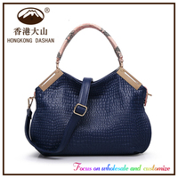 L177 Newest Product Fashion Mature Lady Leather Bags High Quality PU Women's Bag Lady Handbag for Wholesale