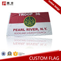 Certificated factory customized 3ft by 5ft custom logo flags