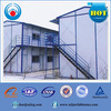 high quality steel structure and eps sandwich panel material modular prefab k house