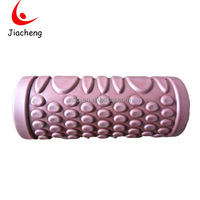 Round dot Eva hollow foam roller