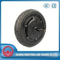 8 inch brushless hub motor in wheel