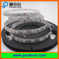 12VDC input 60LEDs/m RGBW 4 in 1 IC controlled LED pixel strip
