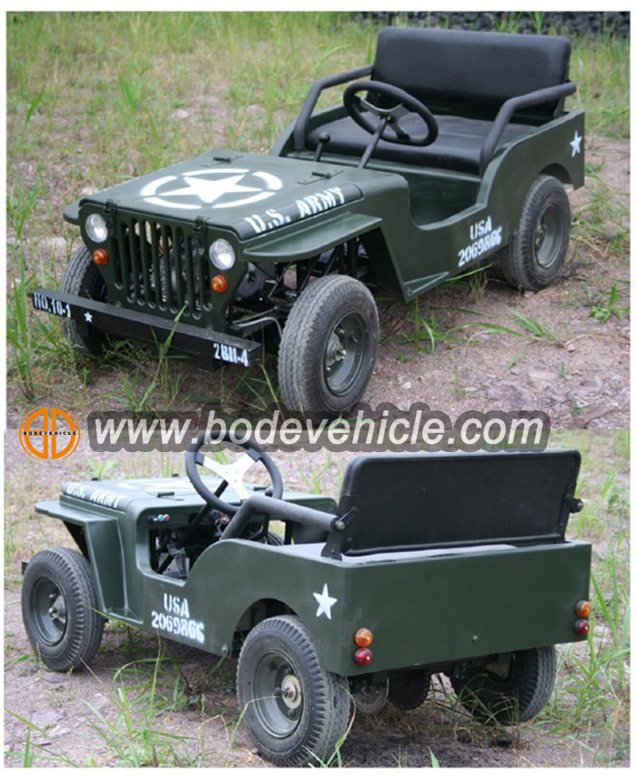 110/125/150cc Mini Jeep for Beach