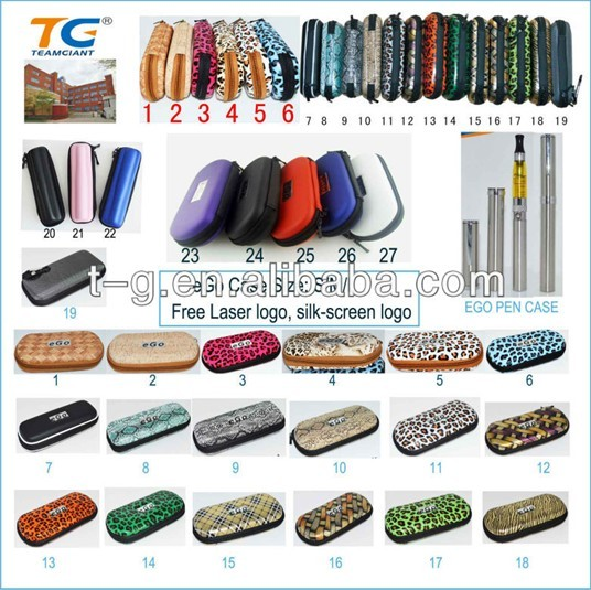 Wholesale Ego Carrying Case, Ego Zipper Case, Ego Case Various Models E-CIGARETTE COVER