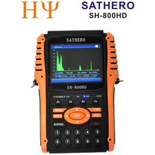 Sathero Sat Finder Sat Meter SH-800HD Digital Satellite Signal Finder Meter with 3.5 Inch HD TFT LCD screen Spectrum analyzer
