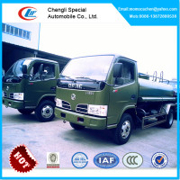 small 4x4 water tank truck,4wd water trucks,3000 liters water tanker truck for sale