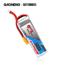 6s 5000mah 80c 22.2v Soft pack lipo drone battery with XT90 for RC quadcopter drone GNB Dongguan