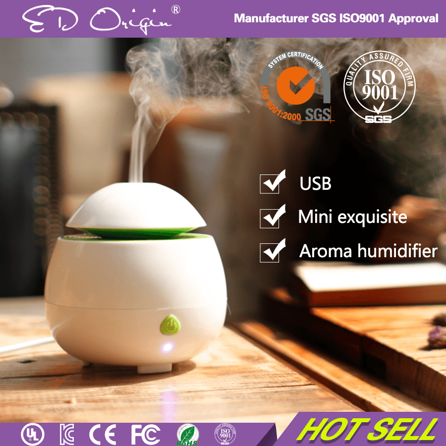 Industrial Supply Ultrasonic USB Directional Adjustable Grille Green Ceramic Round Square Adjustable Cold Aroma Air Diffuser