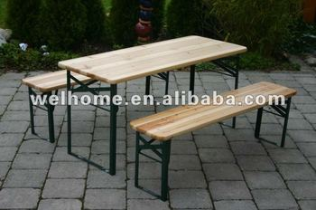 Beer table set