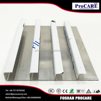 Hot Sale High Quality furniture trim edge stainless steel tile trim